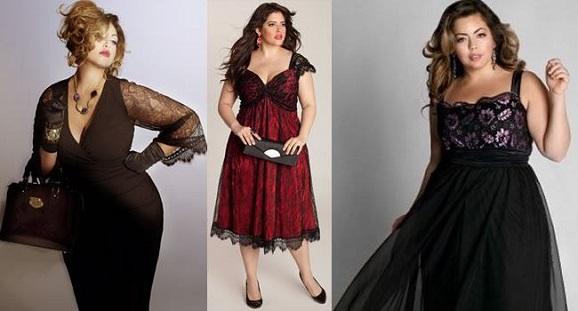 e37417117 Confira as dicas e modelos de roupas para gordinhas moda festa