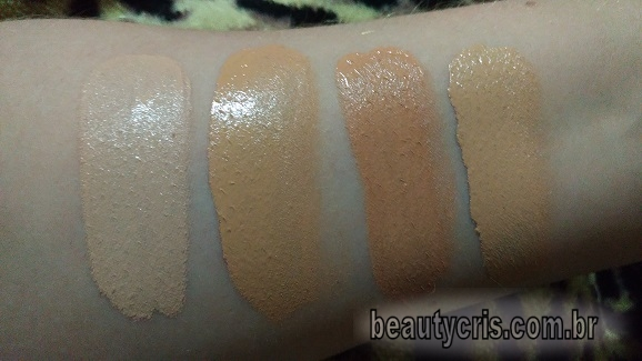 Bege Médio, Studio Fix MAC, Matchmaster MAC, Studio Sculpt MAC